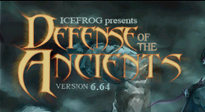 DOTA 6.64 by Icefrog