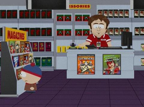 South Park Parody EVGames